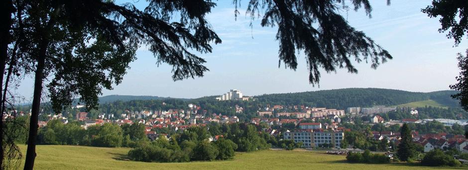 Vier moderne Ferienwohnungen in Friedrichroda im Thüringer Wald