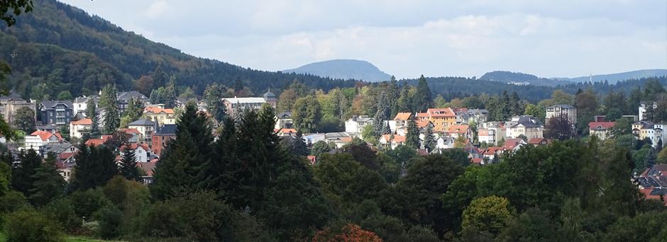 Urlaub in Friedrichroda - finden Sie hier Ihre ruhige Ferienwohnung direkt am Waldrand